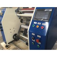 China Computer Control Slitting Rewinding Machine Slitter And Rewinder MachinewithRewind Type: Full Automatic for Cling Film wholesale