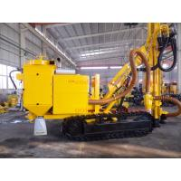 China 200M Deep Hole High Torque Hydraulic DTH Drilling Rig with Diesel Cummins Engine wholesale