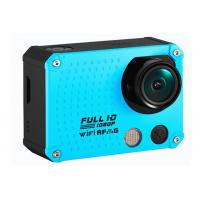 China Waterproof Wifi Full HD Action Camera / Portable Audio Video Sports DV 12MP 60fps 1080P wholesale