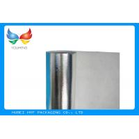 China Washable Vacuum Metallized Paper Coated For Alcohol And Tobacco Packaging wholesale