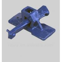 China Painted blue malleable iron wedged coupler scaffolding Accessories / Parts wholesale