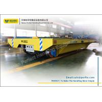 China 30 tons Explosion Proof Industrial Transfer Trolley Cart with Large Capacity wholesale