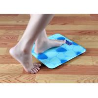 China ABS Engineer Plastic Bathroom Weighing Scales With No - Slip Design wholesale