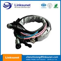 China Welding Robot Arm Dress Package Cable And Harness Assembly DDK 36 - 3A 4.5M wholesale
