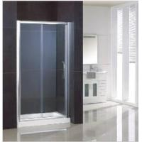 China Sliding  Shower Screen (WS-S120) with Frame on sale