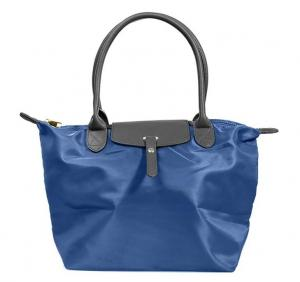 China 48cm Nylon Reusable Shopping Bags, durable tote bags carry bags wholesale