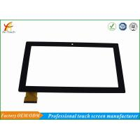 Buy cheap GG Structure Waterproof Touch Panel , 10.1 Usb Touch Screen Plug And Play from wholesalers