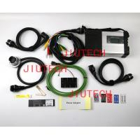 China BENZ star sd connect C5 SD Connect Diagnostic Tool+Dell E6420 laptop 2015/12 version wholesale