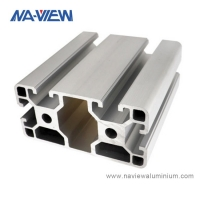 China 40 Series 40x40 40mm 4040 T Slot Aluminum Extrusions wholesale