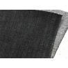 China Instock Herringbone Tweed Upholstery Fabric , Dark Blue Denim Fabric By The Yard wholesale