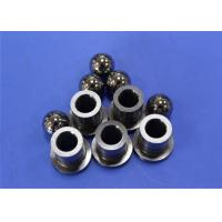 China HRA89-HRA92 Tungsten Carbide Processing Stress Balls And Valve Seat wholesale