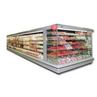 China Dynamic Fan / Evaporator Open Multideck Open Chiller for Supermarket / Commercial Place wholesale