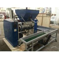China Easy Operation Plastic Film Slitting Machine Vertical Type 450mm Width wholesale