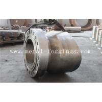Buy cheap SA350LF2 A105 F316L F304L Forged Steel Products Electrode Cutting Stainless Steel Forged Flange from wholesalers