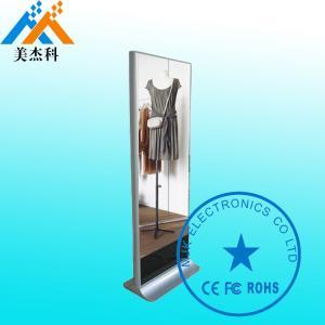 China Portable Selfie Magic Mirror Display Photo Booth Machine , Mirror Lcd Display on sale