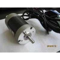 China Round Shaped Brushless Direct Current Motor 2000 - 12000RPM Smooth Operation wholesale