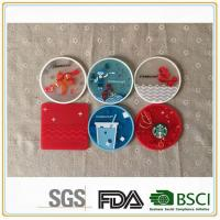 Quality High quality with low price100% pvc and rubber silicone drink coaster home for sale