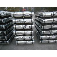China Steel Coil Galvanized Corrugated Roofing Sheet For Building Material wholesale