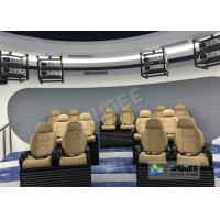 China Customized Dome 5D Cinema Theater For Science Museum 200 Seats wholesale