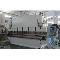 Quality Steel bending machine CNC Hydraulic Benchtop Press Brake safety 10000KN 1000T / 6000mm for sale