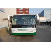 China Ramp Bus 13m High Capacity Big Passenger Standing Area wholesale