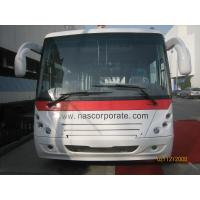 Quality Full Aluminum Body Long Airport Passenger Bus With Short Turn Radius for sale