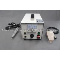 China Ultrasonic Cutting Equipment with Replaceable Blades / Ultrasonic Fabric Cutting Machine wholesale