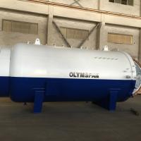 Quality High Quality Glass Lamination Pressure Vessel Autoclave For Laminated Glass for sale