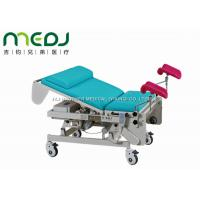 Quality Powder Coated Gynecological Examination Table , Durable Stainless Steel Gyno for sale