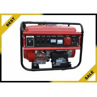 China Forced Four Stroke Gasoline Electric Generator 6.5 Horsepower Construction Used wholesale