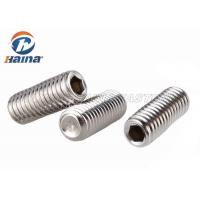 China Stainless Steel Socket Head Cap Screws Coarse Thread Interior / Exterior Location wholesale