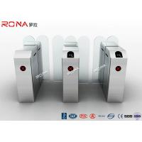 China 304 Stainless Steel Sliding Barrier Gate Electronic security entrance turnstile wholesale