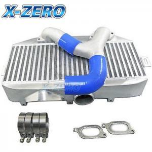 China TMIC Top Mount Intercooler Kit , Turbo Diesel Intercooler Kit 02-07 SUBARU WRX / STI wholesale