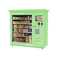 China Touch Screen Mini Mart Vending Machine Beverage Candy Snack Food Drink Can Bottle wholesale