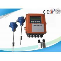 Buy cheap Multiple - pulse Ultrasonic Flow Meter Portable , Non Invasive Flow Meter Convenient Measure product