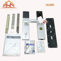 China High Durability RFID Card Sensor Door Lock with Finger Touch Keypad wholesale