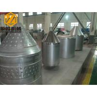 Buy cheap Steam Heating Craft Beer Making Equipment Four Vessel Brew House With Chillers from wholesalers