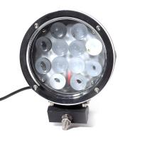 China Super Bright IP67 7 Inch 60w LED Work Light 3 Year Warranty Flood Spot Beam wholesale