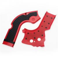 China KTM Plastic Motorcycle Frame Guard / Motorcycle Frame Cover Custom Available wholesale