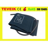 China Dark Blue Different Size Automatic Electronic Blood Pressure Monitor Cuff BP Upper Arm Cuff wholesale