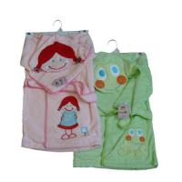 China Baby Cotton Towel Bathrobe (BATH-R08) on sale