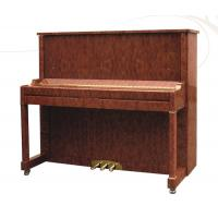 China Decorative Rosewood Acoustic Upright Piano Elegant Pianoforte Polished AG-125Z2 wholesale