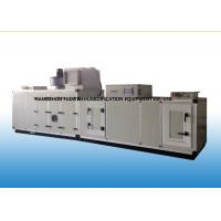 China Desiccant Wheel High Efficiency Dehumidifier With Cooling Coil , Supply Dry Air T<20℃ , RH<25% wholesale