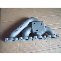 China OEM Auto Parts Casting  Vehicle Cast Iron Exhaust Pipe TS16949 Approval wholesale