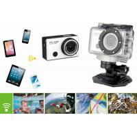 Quality Underwater 30M Waterproof Remote Control Wifi Action Camera For Outdoor Extreme for sale
