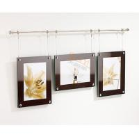 China 7mm Acrylic Custom Picture Frames Wall Mounted Hanging For Decoration wholesale