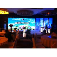 China P2 P2.5 P3 Small Pitch LED Display , Programmable Led Display Highly Adjustable wholesale