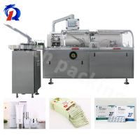 China RQ-ZH-260W Automatic Horizontal Cartoning Machine All Spare Part Are Engraved  With Codes wholesale