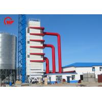 China Stable Massive Drying Batch Grain Dryers , 100T / D Grain Bin Drying Systems on sale