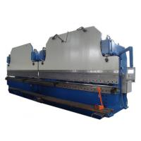 China 6mm Electro Hydraulic Servo Cnc Press Brake Steel Plate Bending Machine DA52 controller wholesale